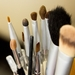 Here are the tips to clean makeup brushes with or without water.