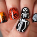 Easy Halloween Nail Art Designs and Tutorials