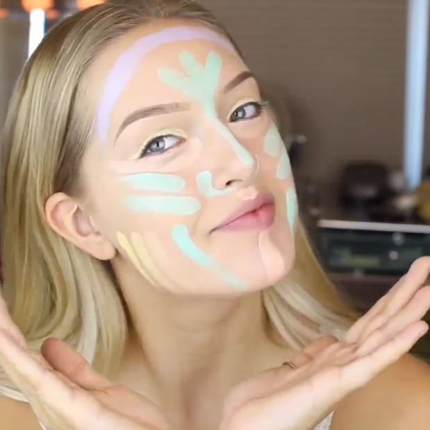 Get the Correct Color! Effect of Each Color Correcting Primer and How to Use  - mossPink ~shibazakura~