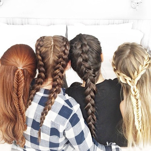 different hair plaits style 7 different types of braids tutorials how many of these 7453
