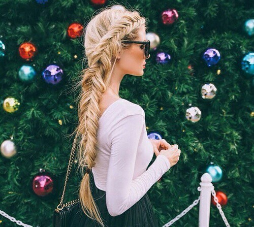 Christmas and New Year Party? Here are the Hairstyles Ideas You Want to Try!