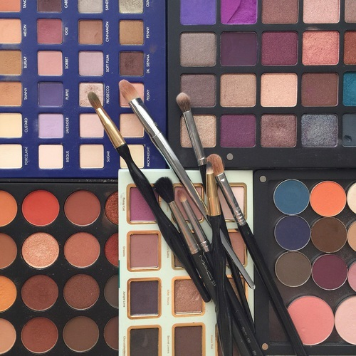 Best Eyeshadow Palettes 2016! From Drugstore to the High-end!