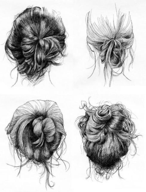 Easy Hairstyles that Make You Look Slimmer, Thinner, Skinnier!!