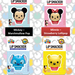 Get Your Favorite Tsum Tsum Character Lip Balm! Lip Smacker Disney Tsum Tsum Collection.