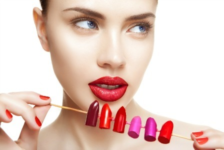 ♡Luscious Lipstick and Lip Pencil by LENA&LINA♡