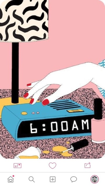 Waking up before the alarm clock? How to get relaxed and sleep enough at night.