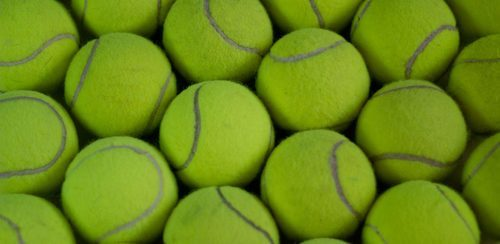 Self Massage Using Tennis Balls to Reduce Pains