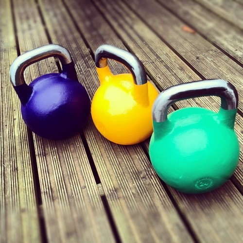 7 Kettlebell Exercises That Work Your Entire Body!