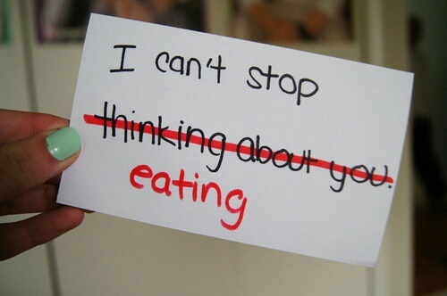 You Can't Stop Eating? Here are The Tips to Forget That You Are Hungry