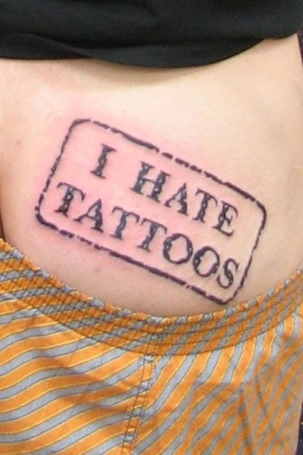 Do you hate tattoos? How to cope if your family and partner get a tattoo