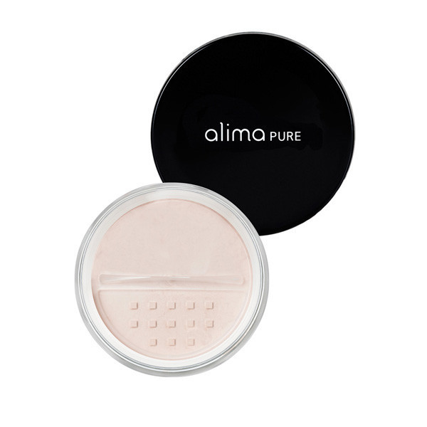 Do you know 100% mineral foundation 'Alima Pure' ?