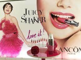 SHAKE IT!! SHAKE IT!! ♡JUICY SHAKER♡ by LANCOME