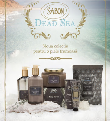 ☆Sabon has launched its newest Dead Sea collection☆