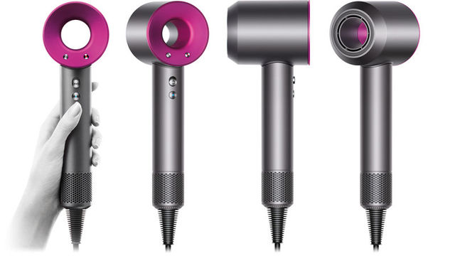 Dyson Redesigned the Hair Dryer So It's Easier and Safer to Use (775)
