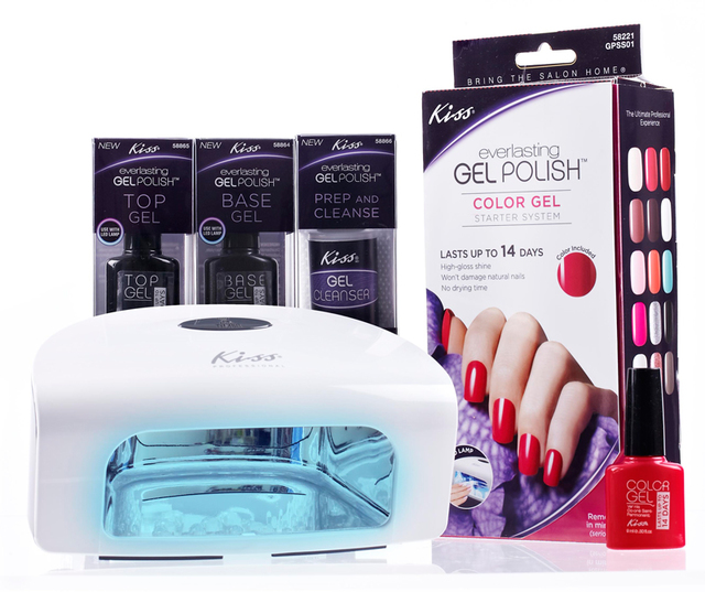 Best 4 At Home Gel Nail Kit for You to Do Gel Nail by Yourself ...