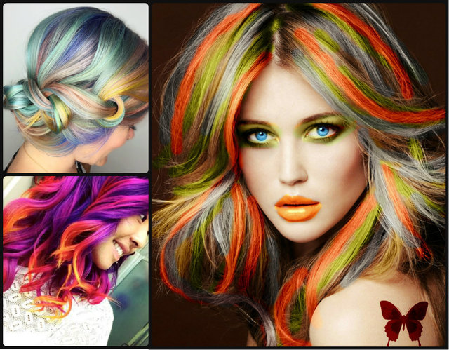♡Best 10 Hair Color Trends You Need to Know 2016♡