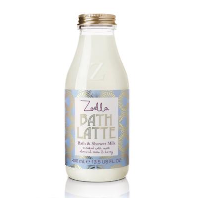 Zoella Beauty Bath Latte 400ml - feelunique.com (2073)