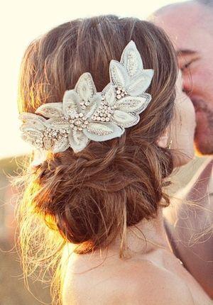 【ナチュラルが素敵】大人の「ウエディングヘア」アレンジ特集 - NAVER まとめ | Hair style | Pinterest (2617)