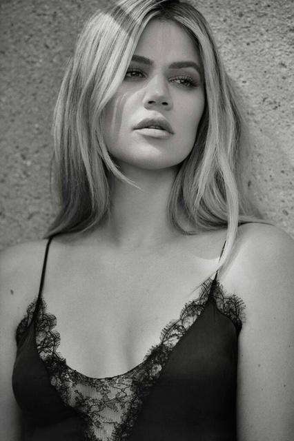 Khloe Kardashian - HarpersBazaar ❤️ by D_Wesley | We Heart It (2676)