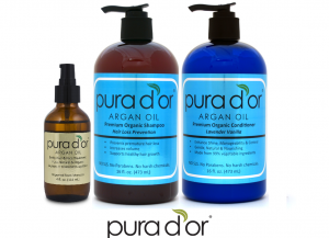Pura D'or Hair loss Prevention Shampoo Review (2814)