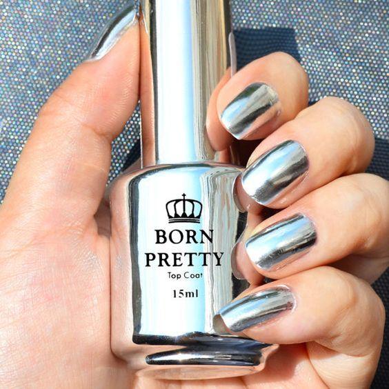 Born Pretty Mirror Nail Polish