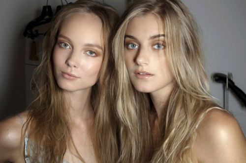 ♡6 Gorgeous Model-Off-Duty Look With Natural Makeup♡