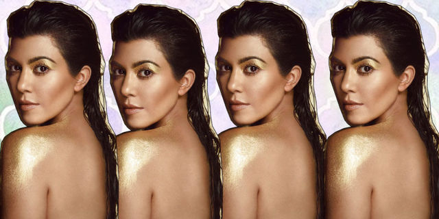 Kourtney Kardashian is the new face of skincare brand Manuka Doctor (4513)