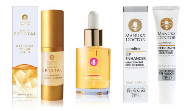 Kourtney Kardashian is the new face of skincare brand Manuka Doctor (4514)