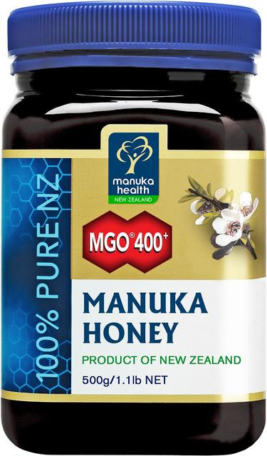 Manuka Honey MGO 400 | Buy Online From Manuka Health New Zealand (4745)