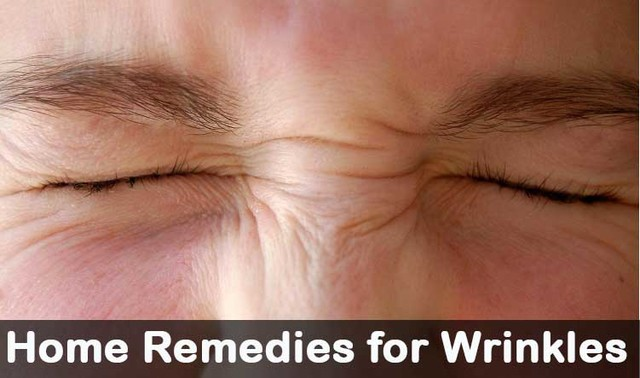 ☆6 Home remedies for wrinkles☆