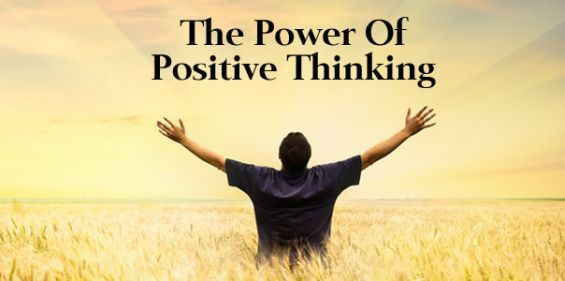 Positive thinking!! Reduce stress!! Good-bye a negative mindset!!