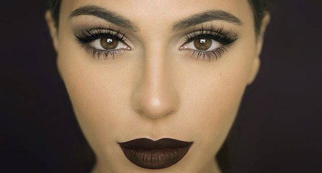 How To Wear Dark Lipstick – Kata's Blog (5317)