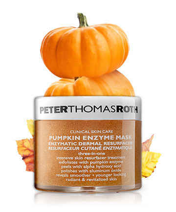 Peter Thomas Roth Pumpkin Enzyme Mask, $58, 12 Pumpkin Spice Beauty Products You Need This Fall - (Page 3) (5342)