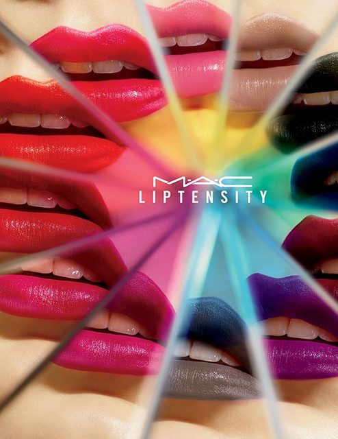 ☆MAC Liptensity Collection For Holiday 2016☆