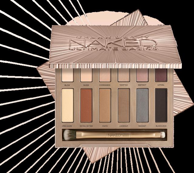 Naked Ultimate Basics Eyesh...