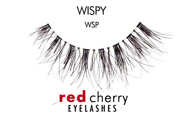 RED CHERRY WISPY BLACK (WSP)