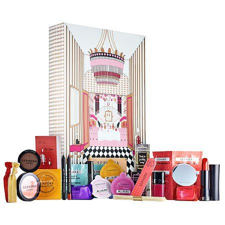 ☆sephora Advent Calendar for Holiday 2016☆ Available Now!!