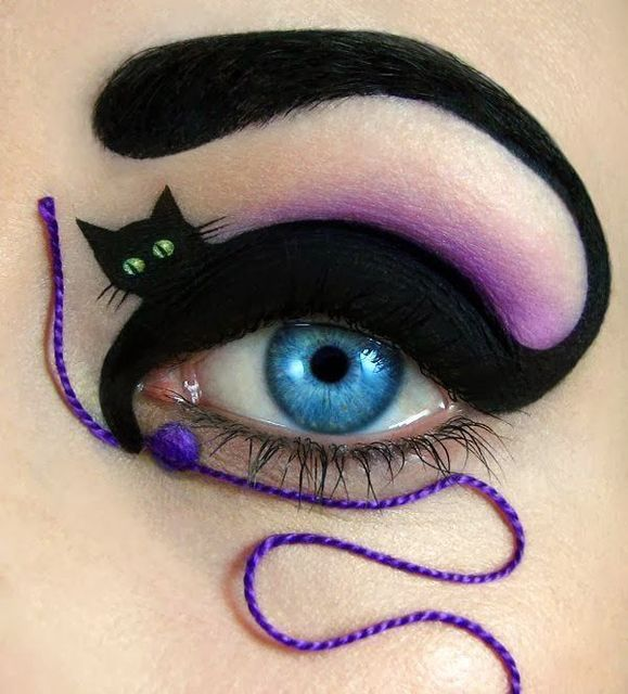Halloween Face Paint Designs and Ideas 2015 (6020)