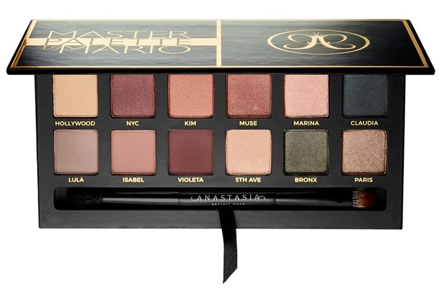 Anastasia Beverly Hills Master Palette By Mario Available Today! – Musings of a Muse (6087)