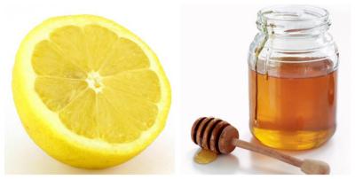 DIY Honey Lemon Mask For Your Face (6799)