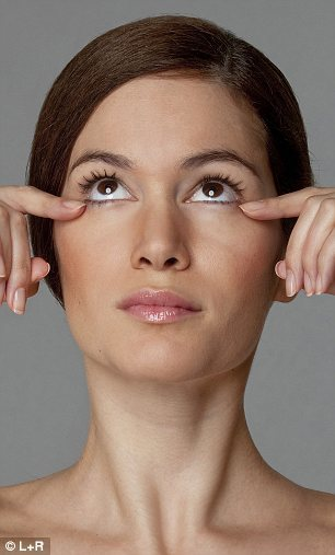 The ultimate facercise: Forget Botox... in just six days you can get a firmer face naturally | Daily Mail Online (7103)