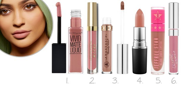 Kylie Jenner's Lip Kit: 42 Dupes for the Sold-Out Line | Celebuzz (7189)