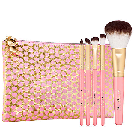 Teddy Bear Hair 5 Piece Brush Set - Too Faced | Sephora (7306)