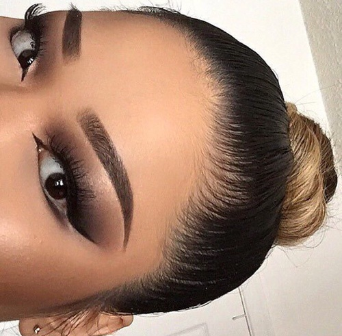 Makeup by sannaj0hanna | We Heart It (7414)