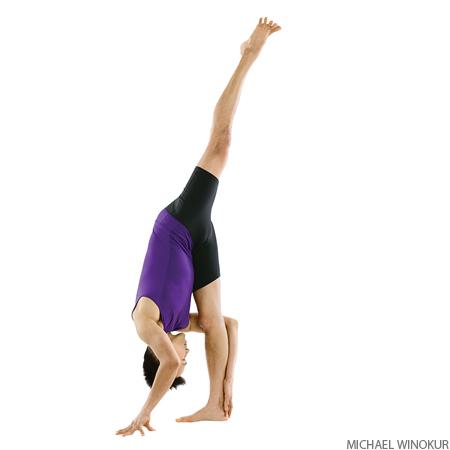 Standing split