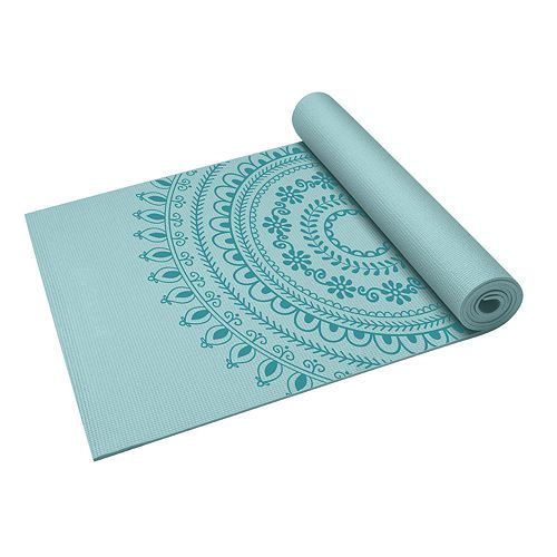 Gaiam Marrakesh 5mm Yoga Mat (8763)