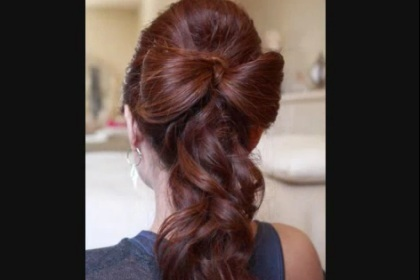 11 Christmas Party Hairstyle Ideas And Tutorials | Rich Club Girl (9115)