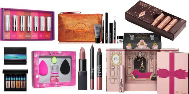 ☆5 Best Xmas Holiday 2016 Makeup Sets☆