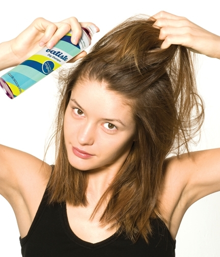 Don't Wash Your Damaged Hair Everyday!!! 5 Best Dry Shampoo 2017