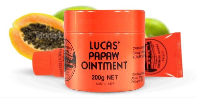 """LUCAS PAPAW OINTMENT""  Benefits and Ingredients"